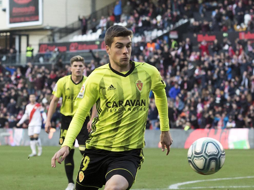 Rayo Vallecano - Real Zaragoza / 23-11-19 / Enrique Cidoncha - 6 [[[FOTOGRAFOS]]]