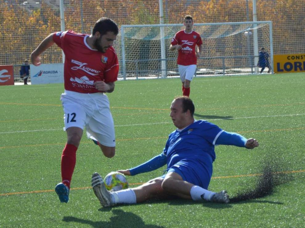 Fútbol. Tercera División- Valdefierro vs. Fraga.