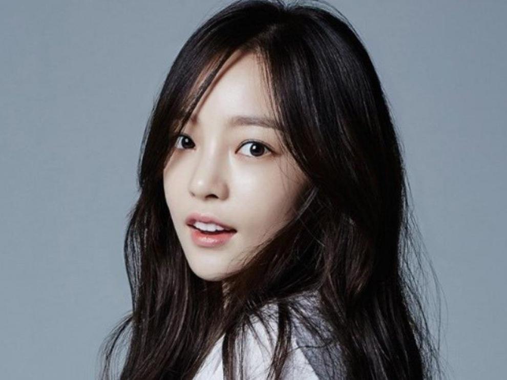 La estrella del K-Pop. Goo Hara.