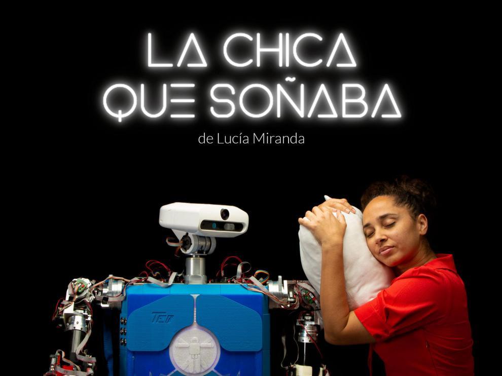 'La chica que soñaba', un innovador espectáculo para jóvenes y adultos sobre mujer y ciencia.