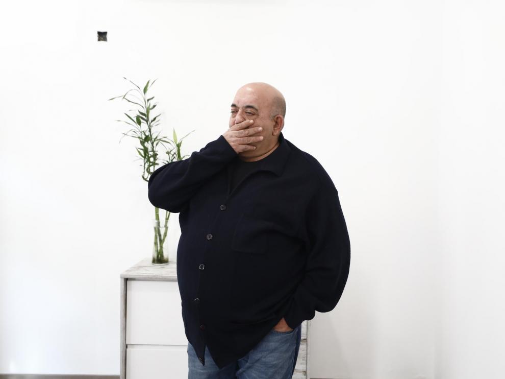 Javier Laínez, tras conocer la sentencia contra Rodrigo Laínez por la muerte de su hermano Víctor.