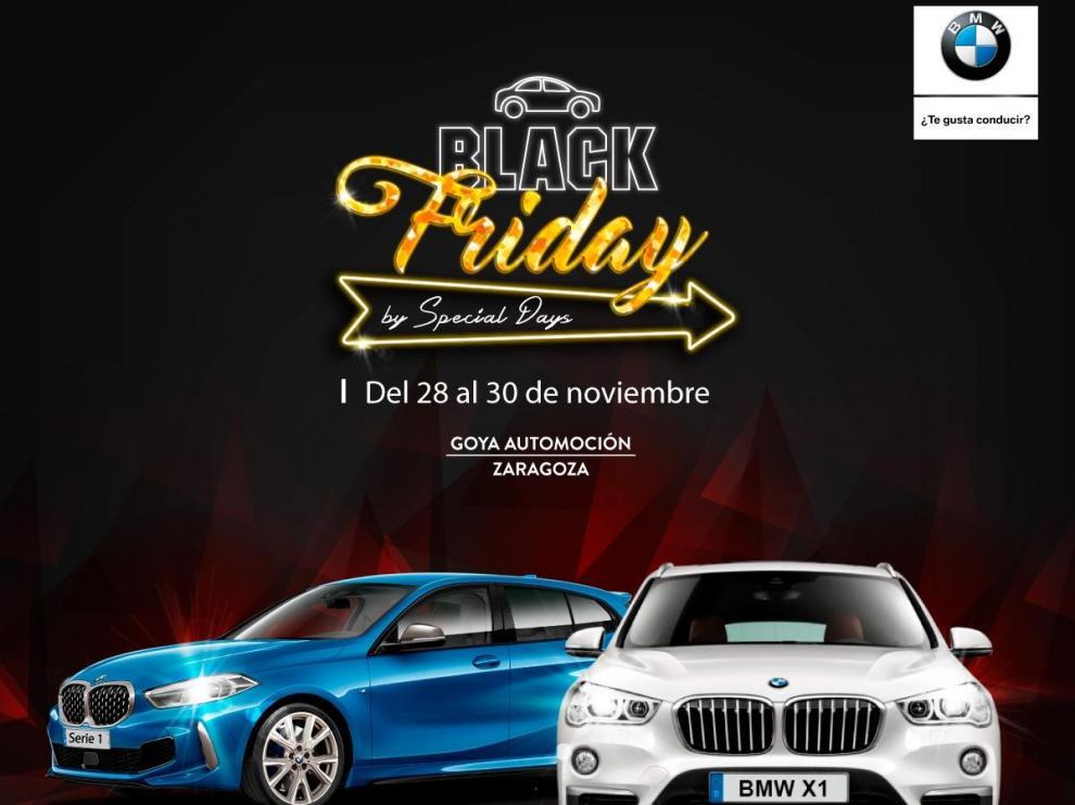 El 'Black Friday by Special Days' llega a Goya Automoción.