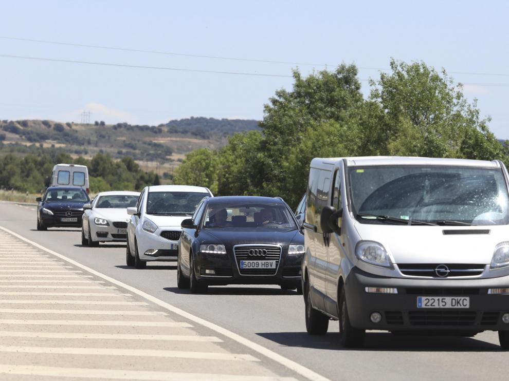 Las multas en entredicho se producen en carreteas convencionales.