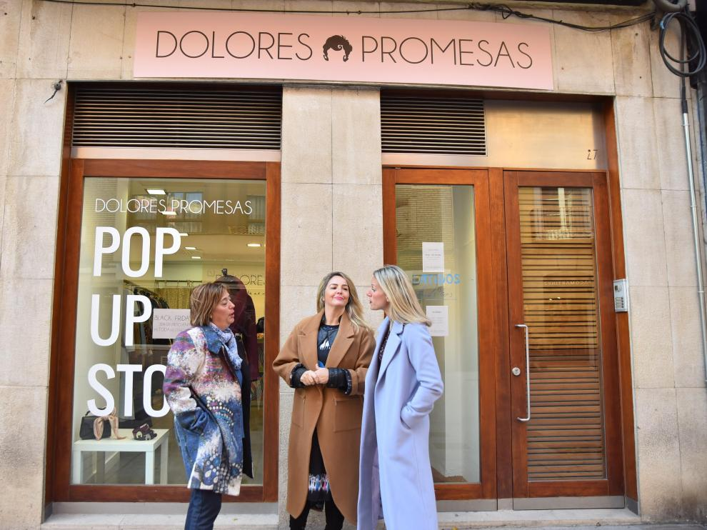 Apertura tienda Dolores Promesas / 22-6-18 / Foto Roger Navarro [[[FOTOGRAFOS]]]