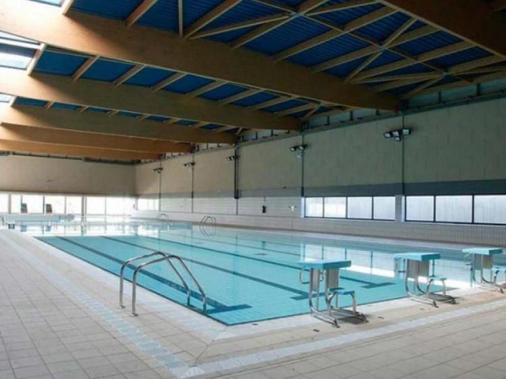 Imagen de la piscina cubierta del CDM Siglo XXI