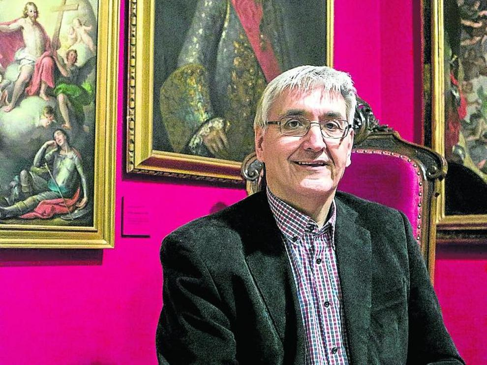Domingo J. Buesa hace ficción de su amada Jaca.