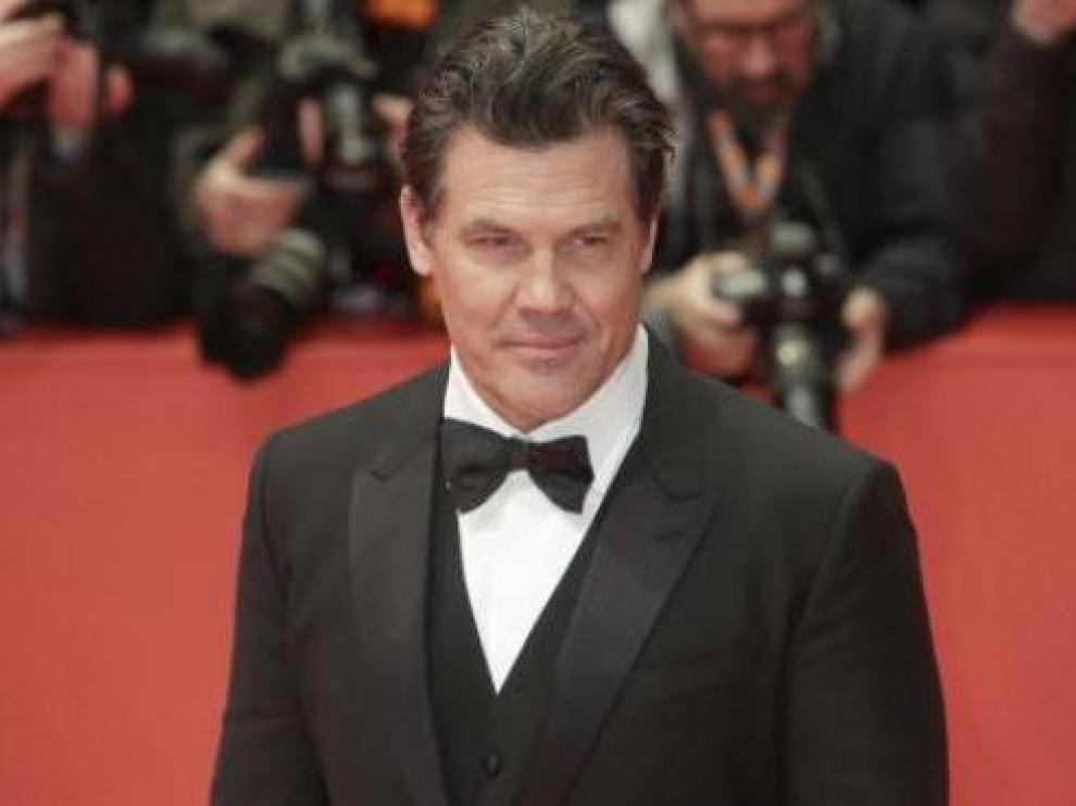 El actor Josh Brolin.