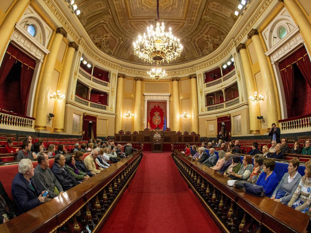 El Senado abre sus puertas a todos
