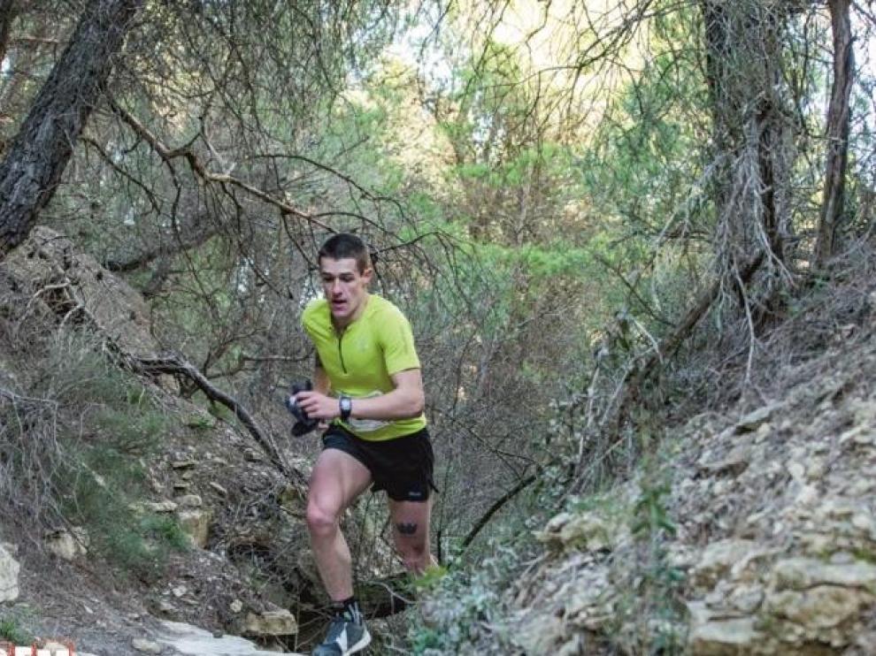 El circuito de carreras de montaña pasa por Monegrillo, Robres y La Almolda