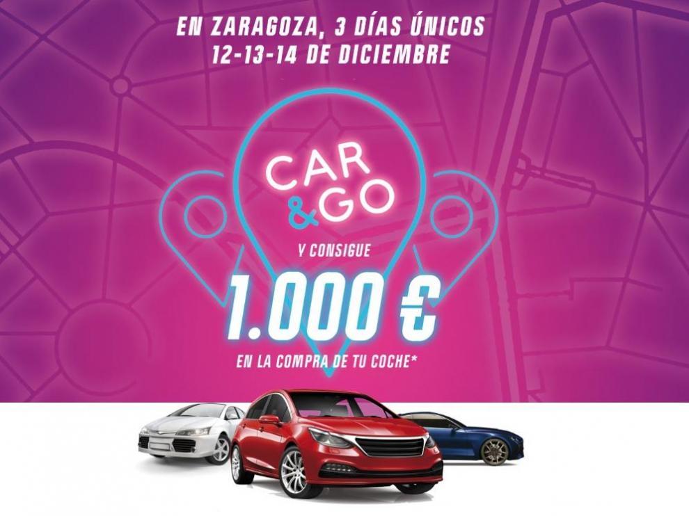 Un total de 11 concesionarios de Zaragoza se han unido a esta promoción.