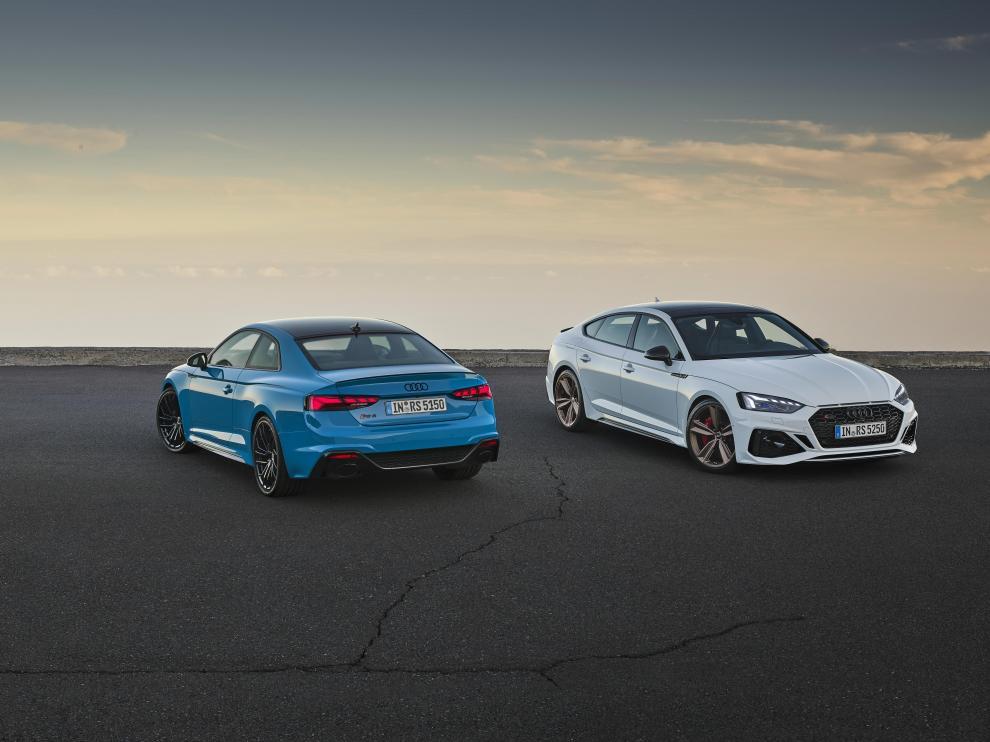 Audi RS 5 Coupé y Audi RS 5 Sportback.