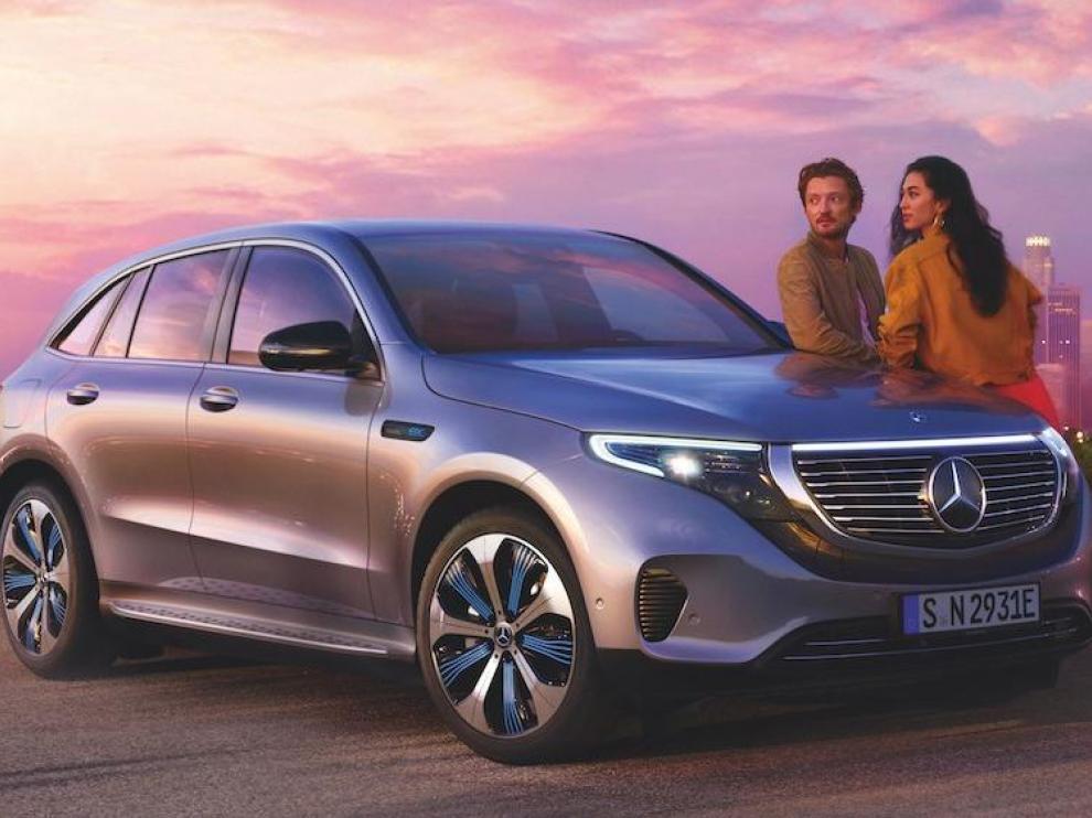 Todo el que quiera podrá realizar una prueba con el EQC, el primer vehículo 100% eléctrico de Mercedes – Benz en Ágreda Automóvil.