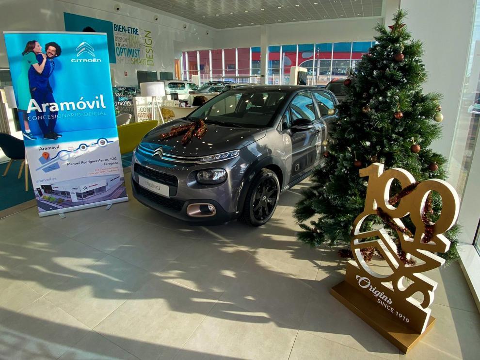 La oferta de Aramovil tendrá lugar los días 19, 20 y 21 de diciembre.