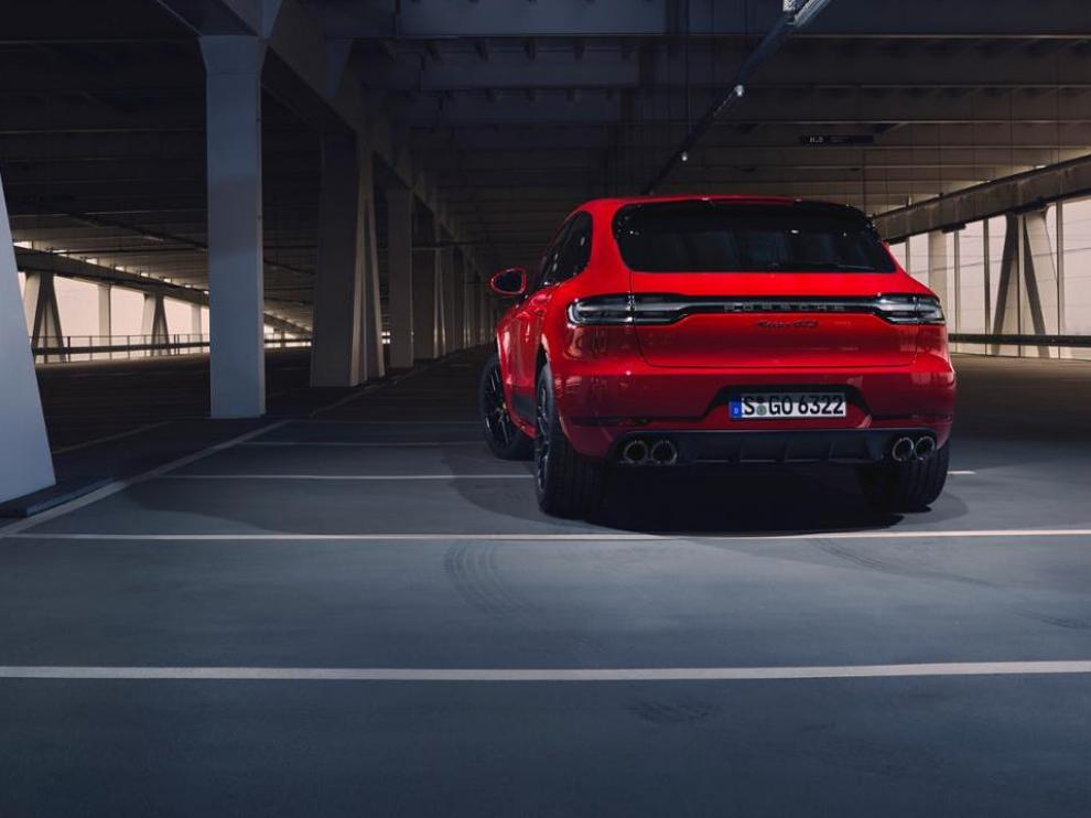 El nuevo Porsche Macan GTS llega con un motor de 380 caballos de potencia.