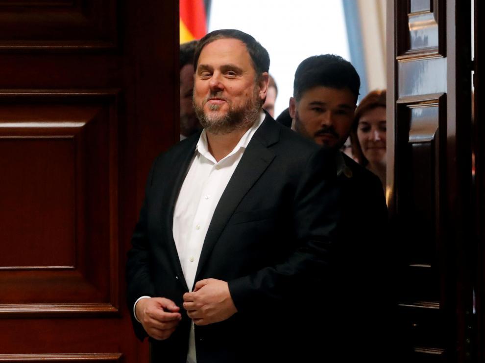 Oriol Junqueras, en una imagen de archivo