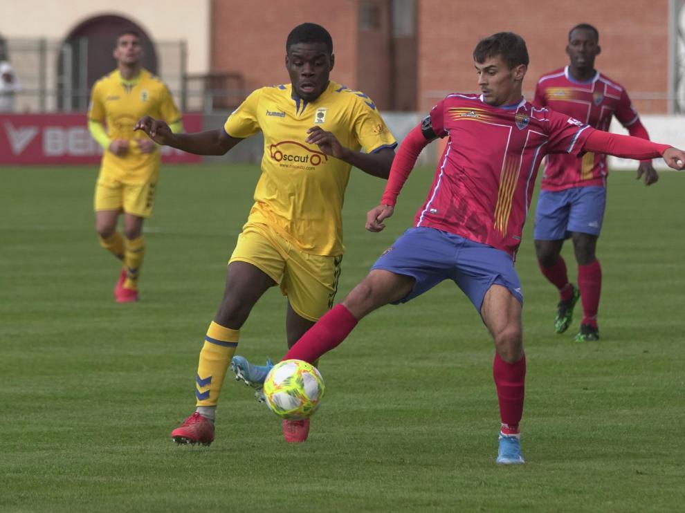 Fútbol. Tercera División- CD Teruel vs. CD Robres.
