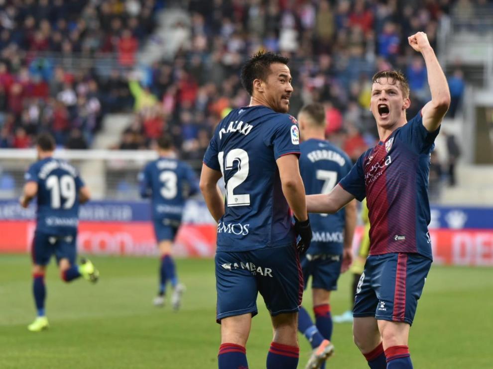 Derbi aragonés SD Huesca-Real Zaragoza