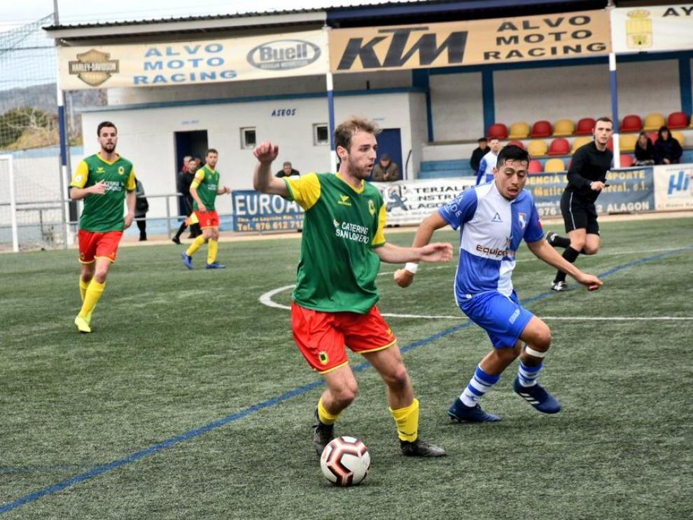 Fútbol. Regional Preferente- Villa de Alagón vs. San Lorenzo.