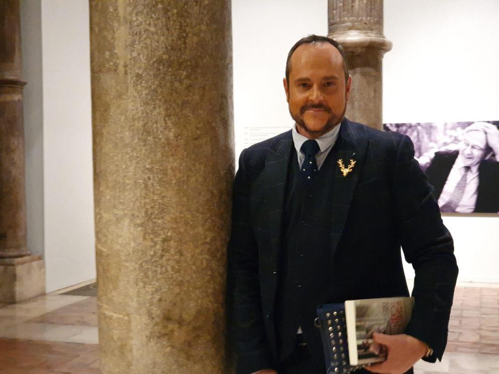 Nacho Montes, autor de 'El hijo de la costurera'.