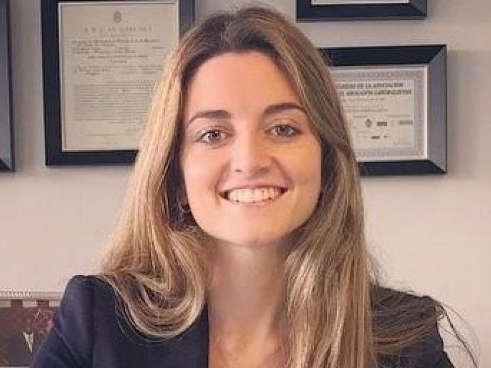 Blanca García, Letrada en Derecho Mercantil en Vilarubí Abogados.