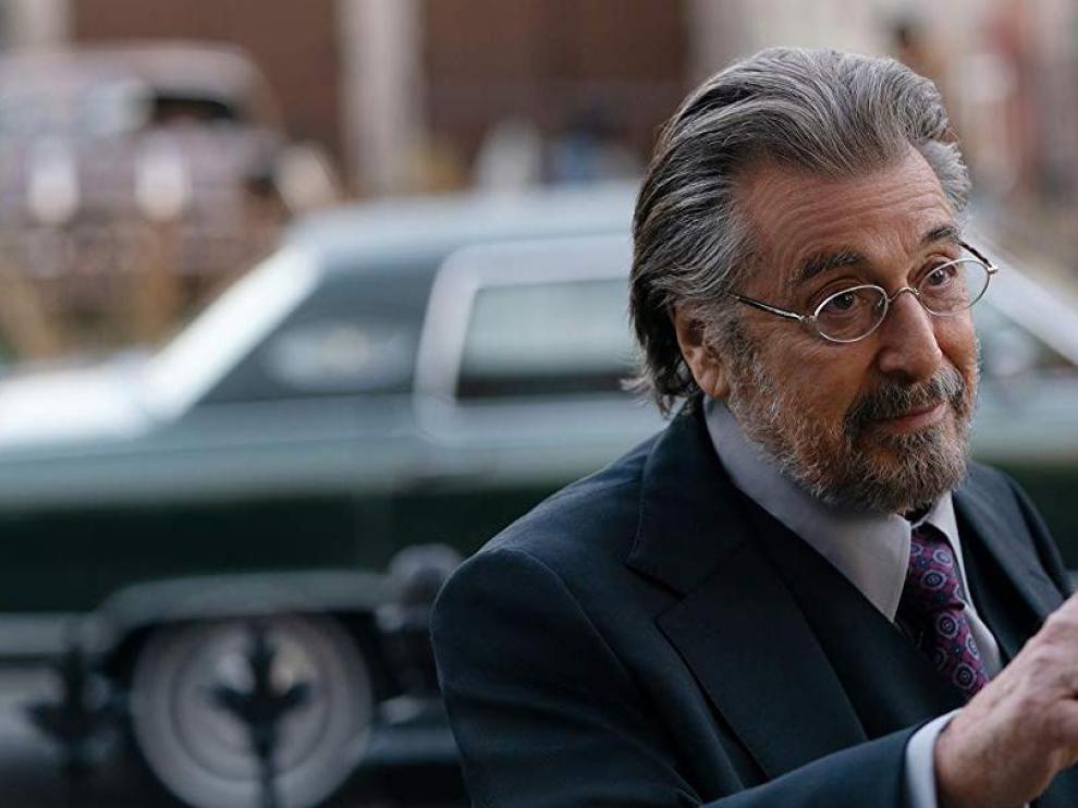 Al Pacino en 'Hunters'