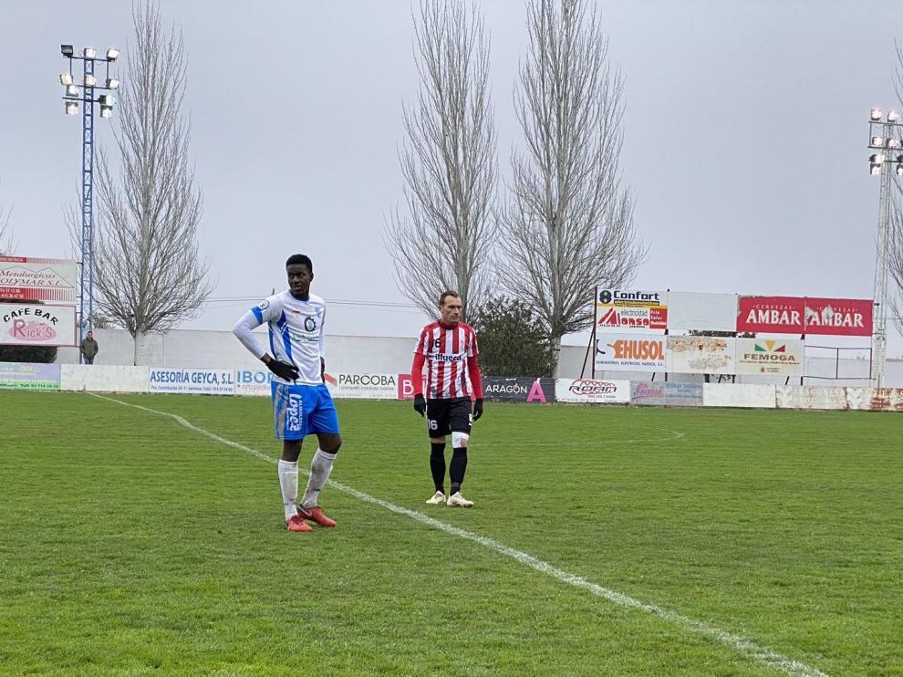 Fútbol. Tercera División- CD Sariñena vs. CF Illueca.