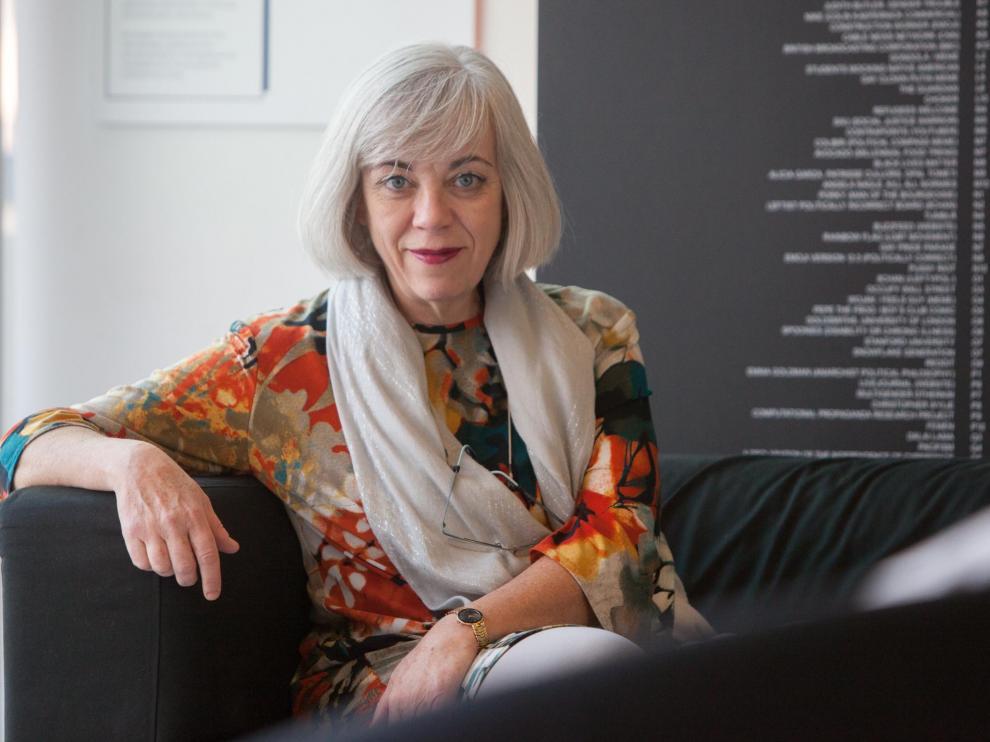 Inés Rodríguez Hidalgo, directora del Museo de la Ciencia de Valladolid