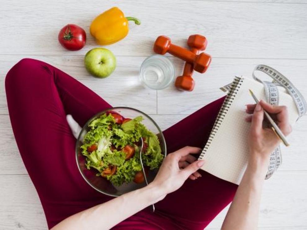 Dieta comida sana
