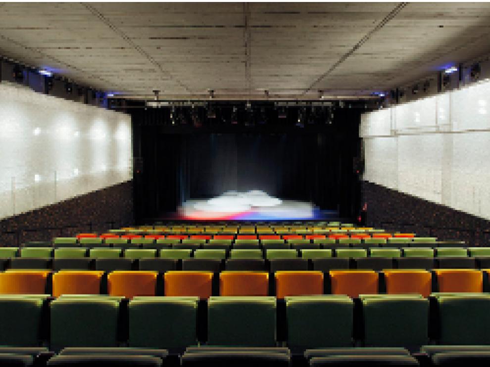 Teatro Arbolé, en Zaragoza
