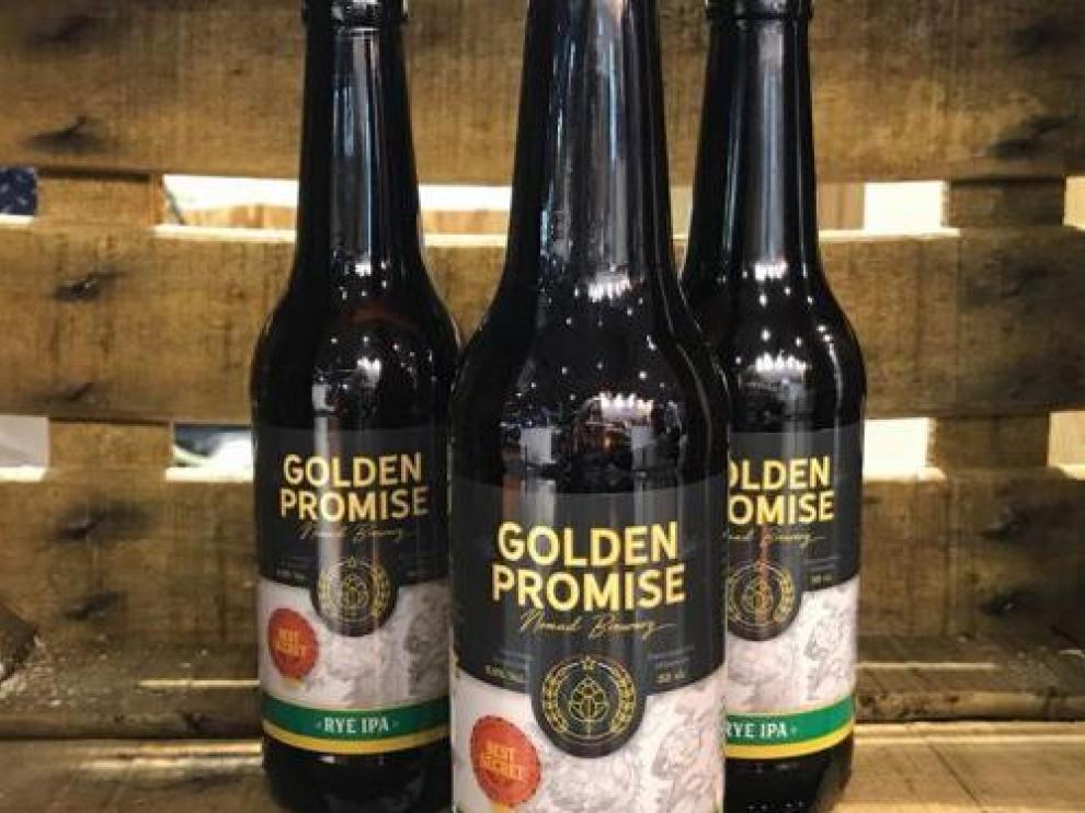 Una de las marcas premiun de Golden Promise que será distribuida por el grupo Ágora
