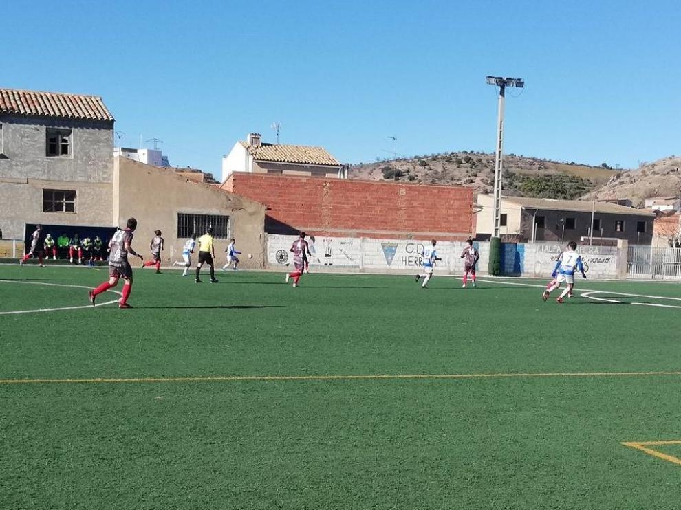 Fútbol. Regional Preferente- CD Herrera vs. CD Utrillas.