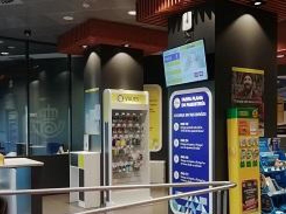 Oficina de Correos de Zaragoza