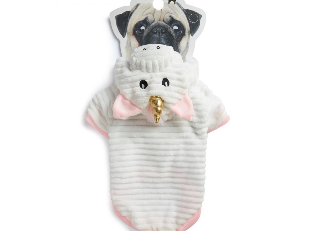 Conjunto de unicornio para perro de Primark.
