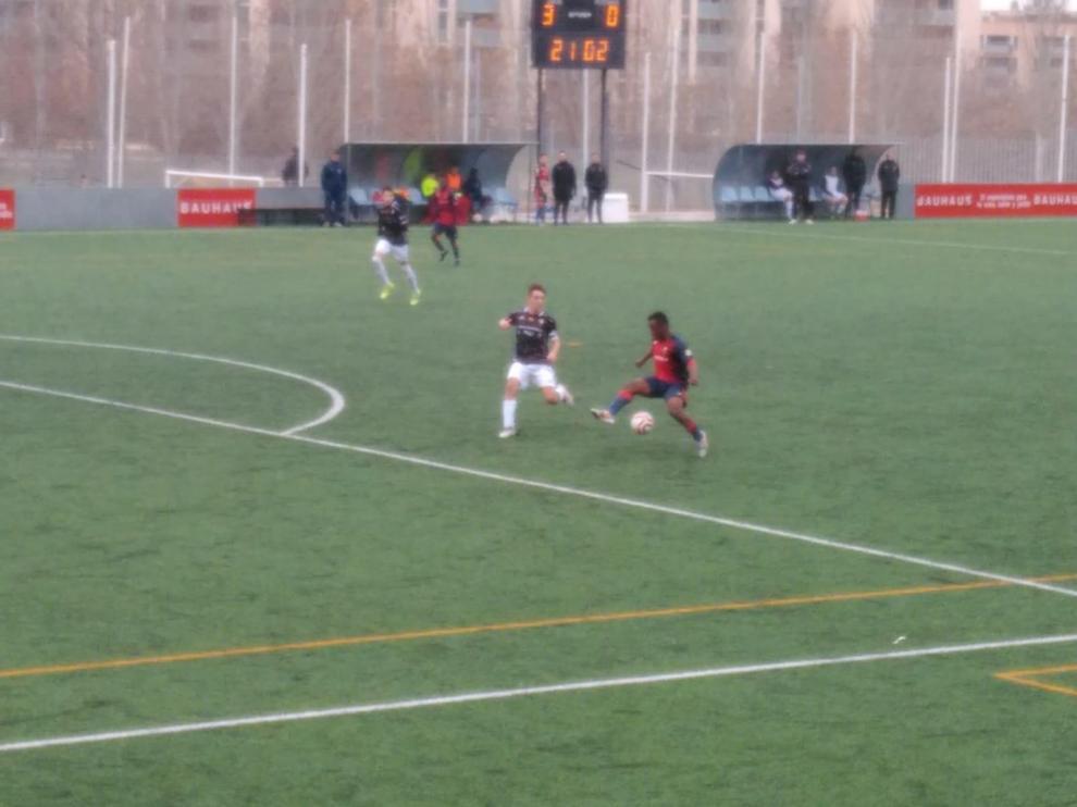 Fútbol- DH Cadete- Oliver vs. Alcañiz.