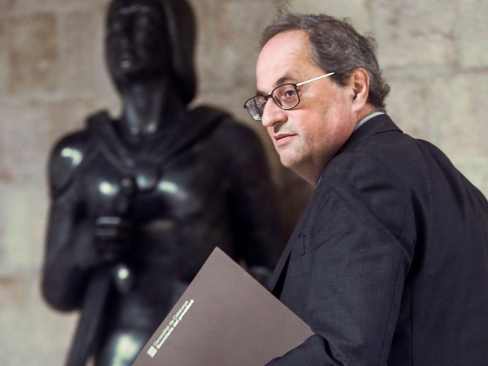 Joaquim Torra.