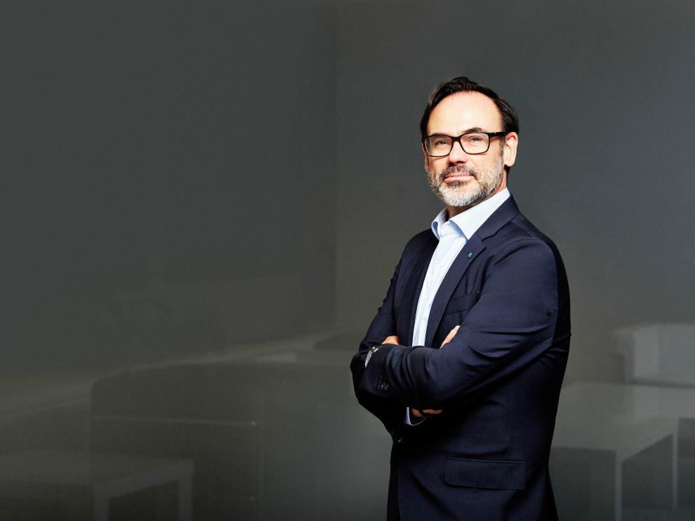 Fernando Garea, presidente de la Agencia EFE desde 2018.