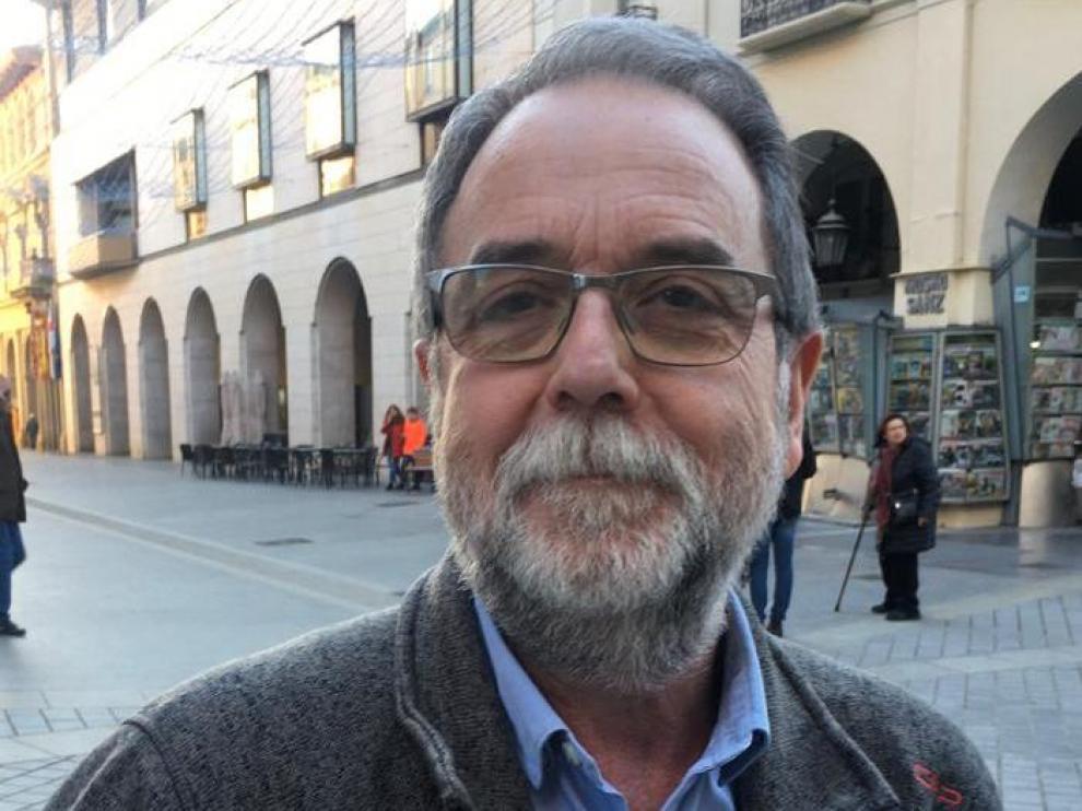 José Manuel Ramón y Cajal ha sido nombrado presidente de la AECC en Huesca.