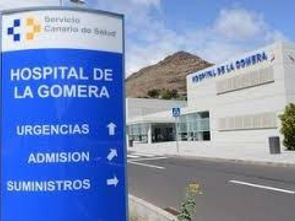 Hospital Nuestra Señora de Guadalupe, en La Gomera.