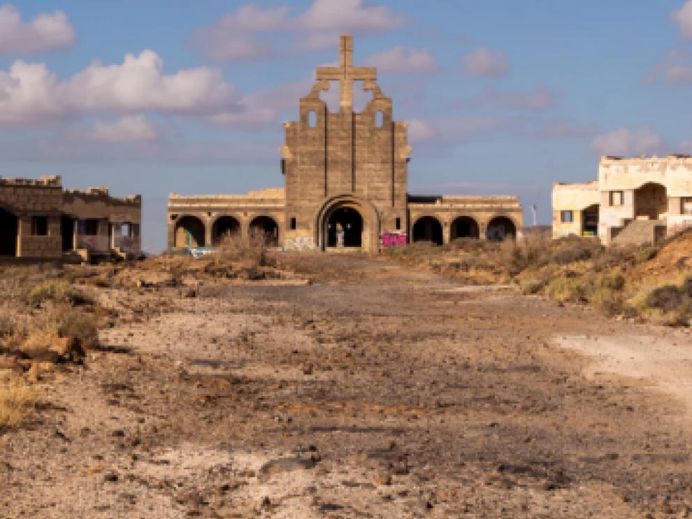 Iglesia abandonada.