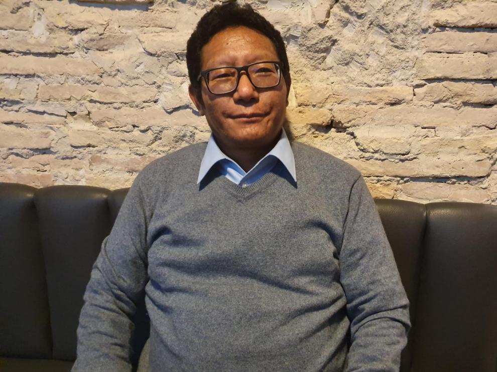 El doctor Tsering T. Drungtso