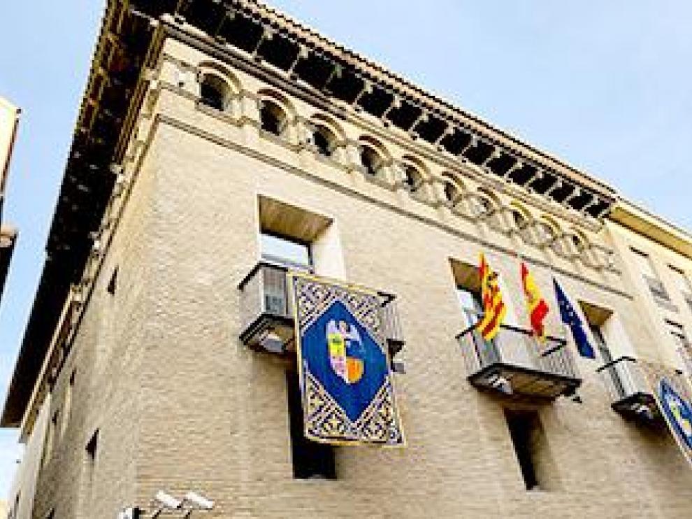 Sede del Justicia de Aragón en Zaragoza.