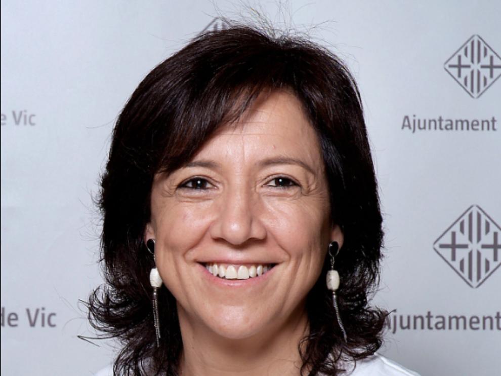 Alcaldesa de VIc, Anna Erra