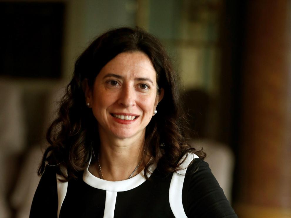 Ana Merino y el Premio Nada.