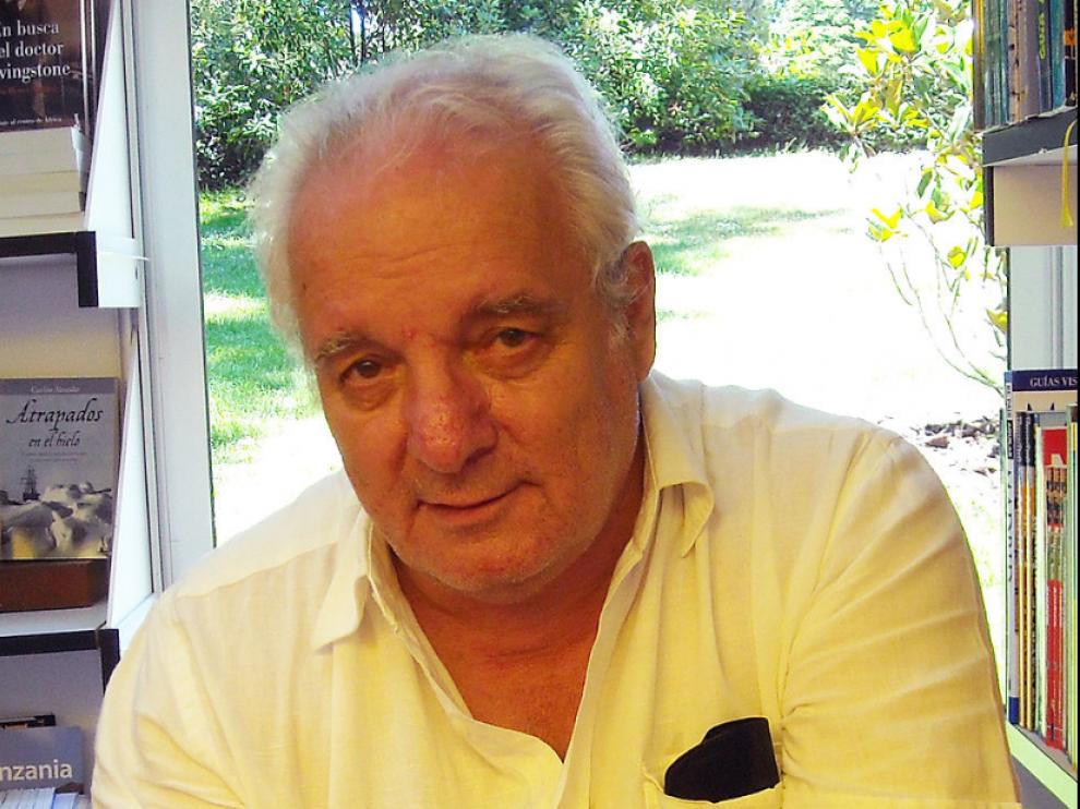 Javier Reverte, en una imagen de archivo.
