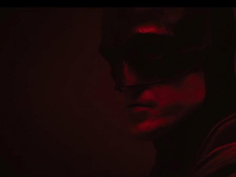 Primeras imágenes de Robert Pattinson como Batman.