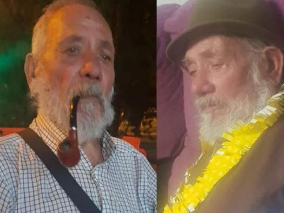 José Abadía Sancho, de 81 años, desaparecido en el Picarral.