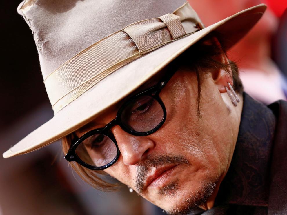Johnny Depp coló en Berlinale el activismo contra el veneno industrializado