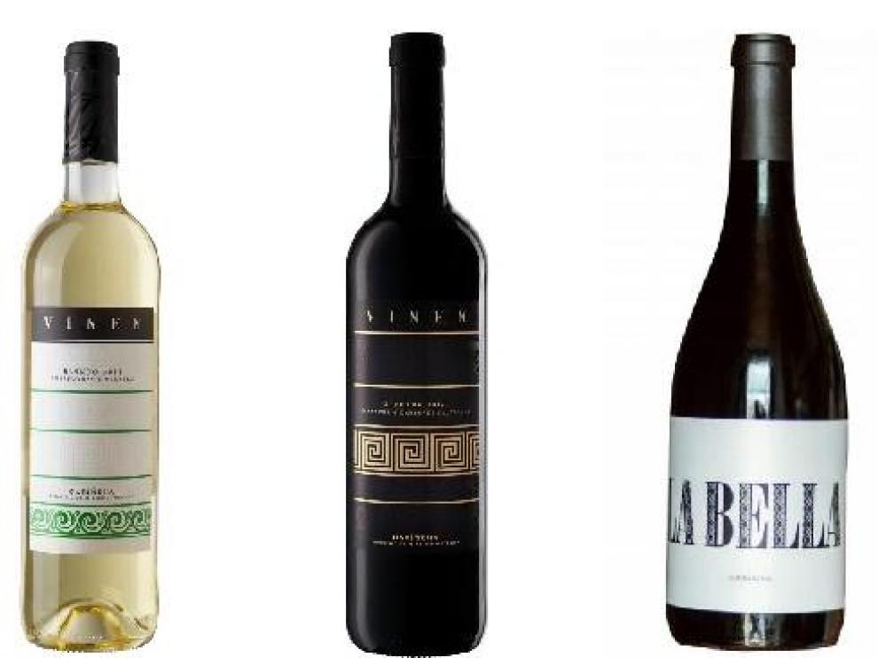 Vinem Blanco 2019, Vinem Reserva 2015 y La Bella 2018, los vinos premiados con gran oro en Japón.
