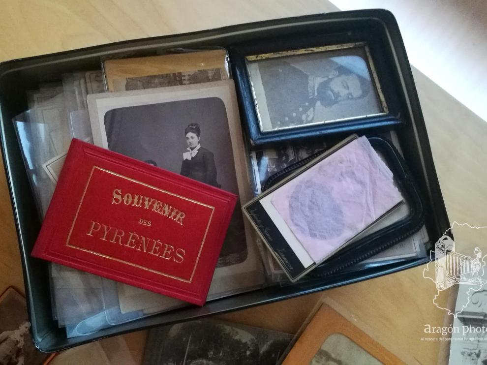 Principalmente se buscan materiales fotográficos de los siglos XIX y primera mitad del XX