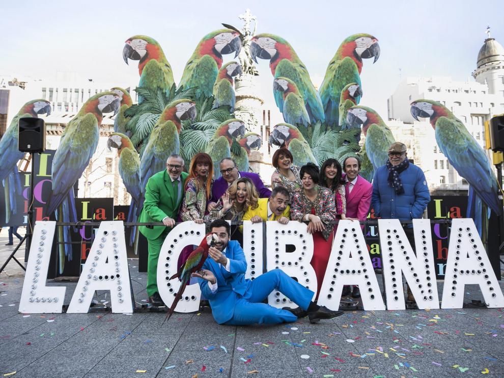 La Cubana regresa en mayo a Zaragoza con 'Adiós Arturo'.